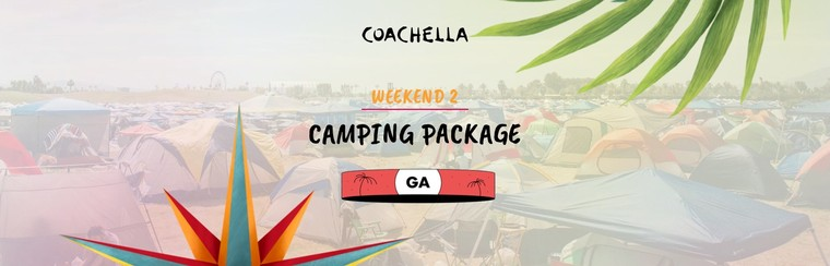 2e week-end : Packages Camping