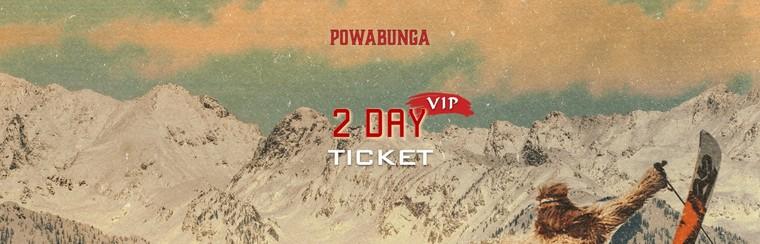 2-Day VIP Ticket