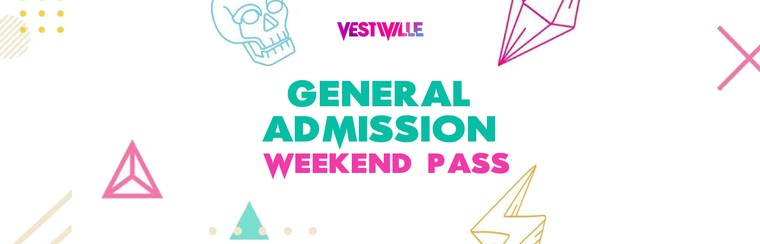 General Admission Weekend Pass