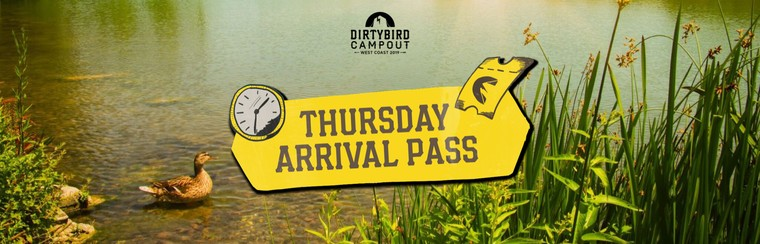 Thursday Arrival Pass