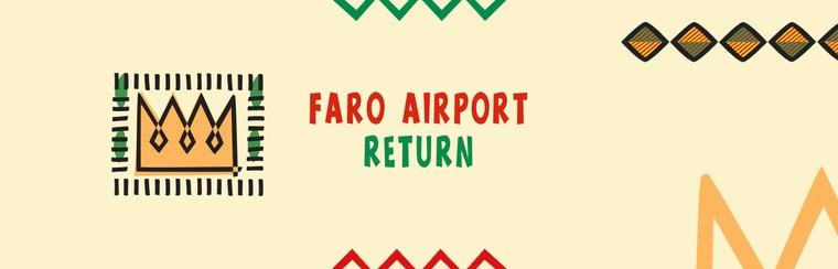 Shuttle de ida/volta a partir do Aeroporto de Faro