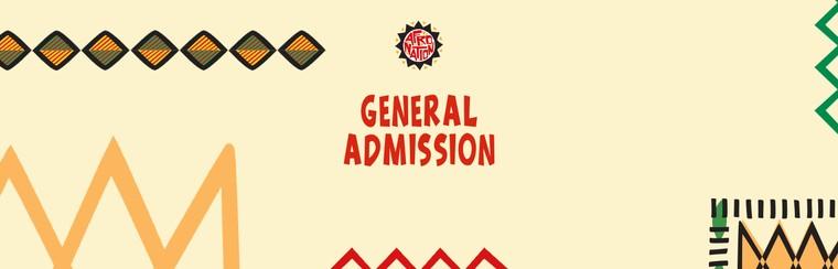 Bilhete de Admissão Geral