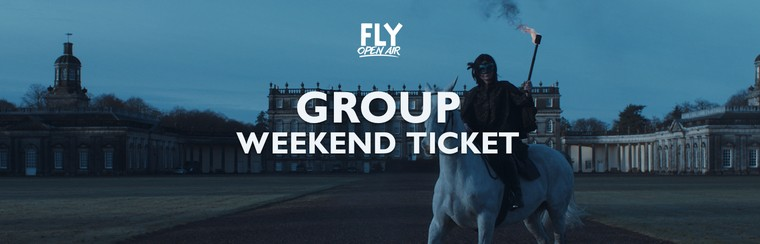 Group Weekend Ticket