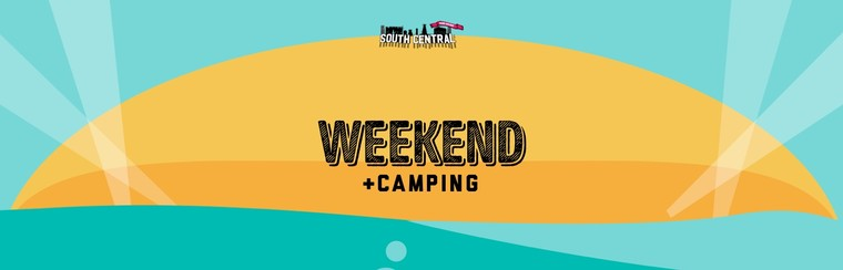 Weekend + Camping Ticket