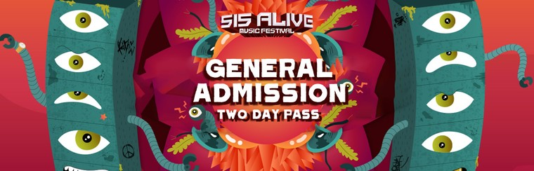 Two Day Pass - General Admission