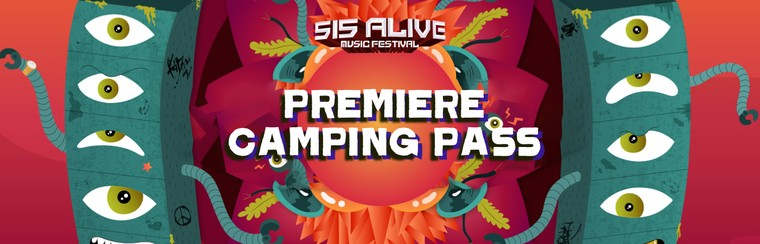 Premiere Camping Pass