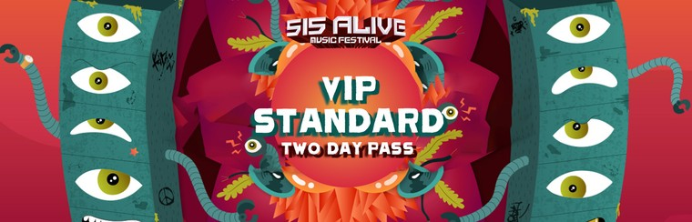Two Day Pass - Standard VIP