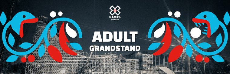 Adult Grandstand Ticket