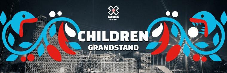 Children Grandstand Ticket
