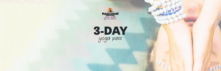 3-Day Yoga Pass