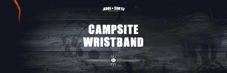 Campsite Wristband