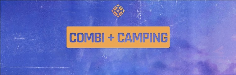 Regular Ticket - Combi + Camping