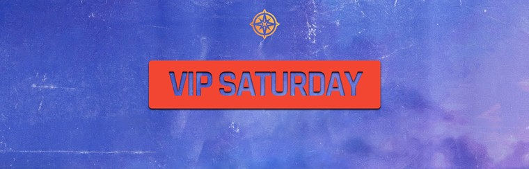 VIP Ticket - Saturday