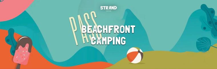 Beachfront Camping Pass