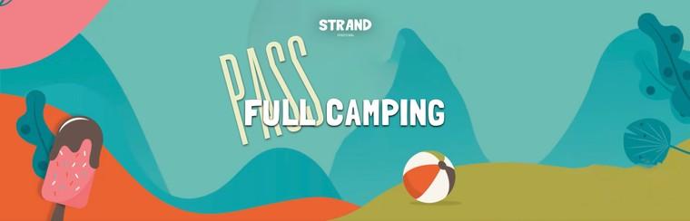Full Camping Pass