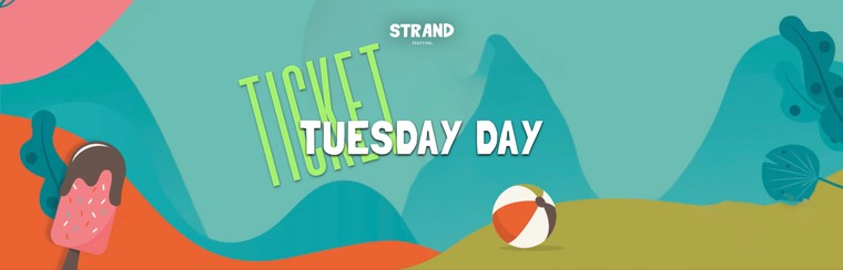 Tuesday Day Ticket