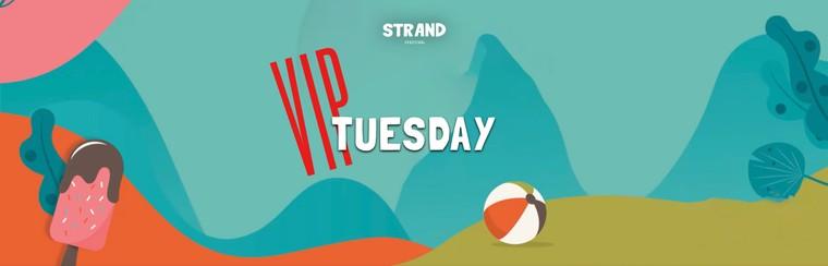 VIP Tuesday Ticket