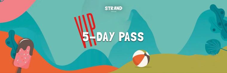 VIP 5-Day Pass