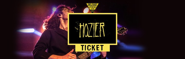 GA Ticket | Hozier