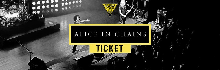 GA Ticket | Alice in Chains