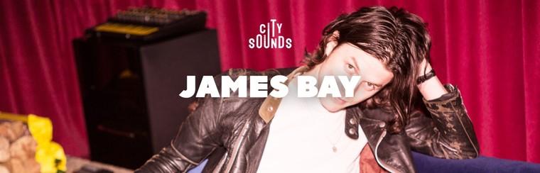 James Bay Ticket - 04 August