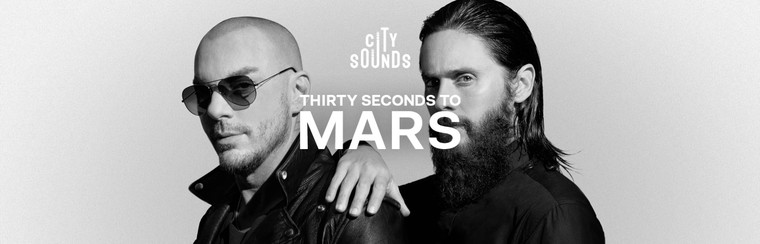 Thirty Seconds to Mars Ticket - 06 August