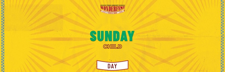Child Sunday Day Ticket