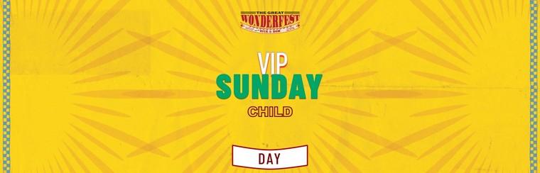 VIP Child Sunday Day Ticket