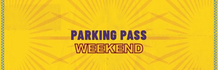 Wochenend-Parkticket