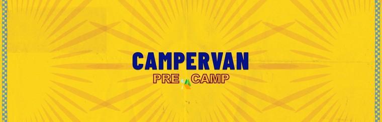 Pre-Camp Campervan