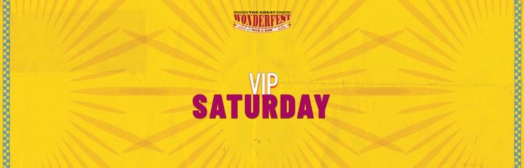 VIP-Tagesticket Samstag