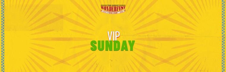 VIP-Tagesticket Sonntag