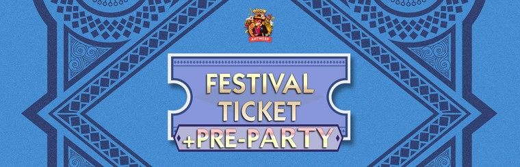 Festival Ticket + Pre-party