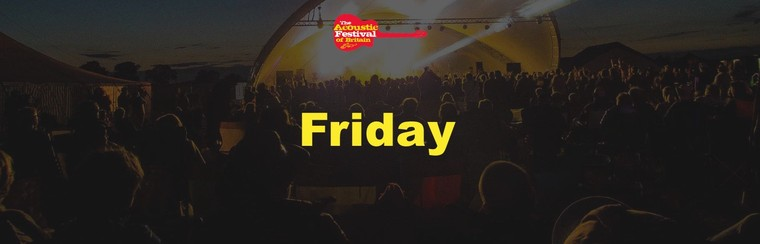 Day Ticket - Friday