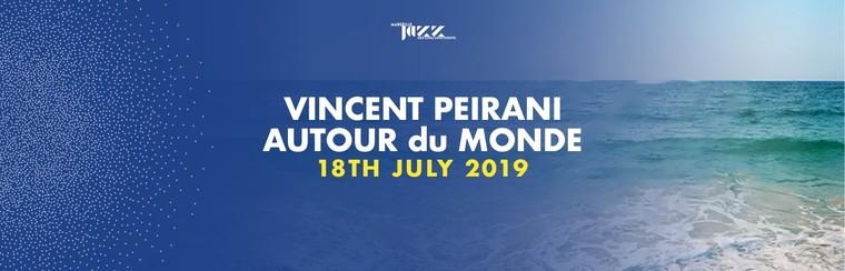 Vincent Peirani - Autour du Monde - Création Marseille Jazz