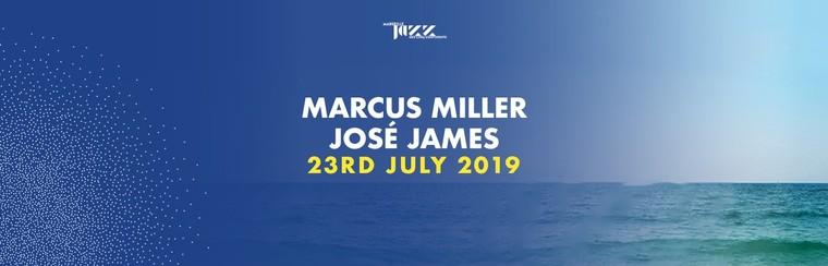 Marcus Miller / José James