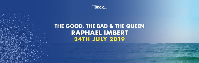 The Good, The Bad & The Queen / Raphael Imbert, special guest Eric Bibb