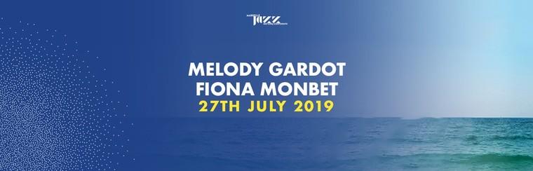 Melody Gardot / Fiona Monbet  - 27th July 2019