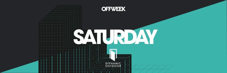 Saturday Ticket - Diynamic Outdoor