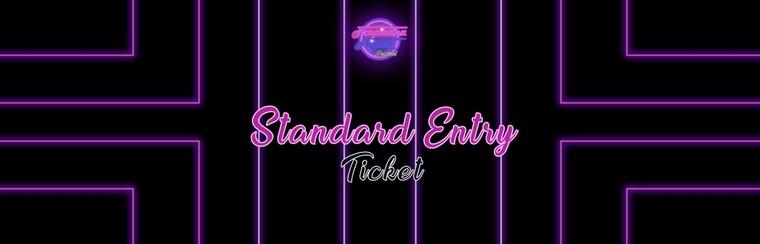 Standard Entry Ticket