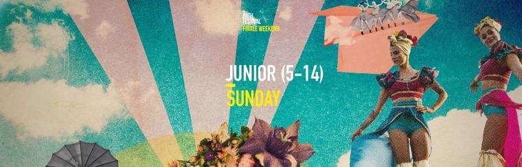 Junior (5-14) Sunday Ticket