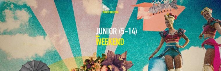 Junior (5-14) Weekend Ticket