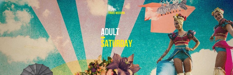 Adult Saturday Ticket