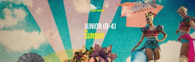 Junior (0-4) Sunday Ticket