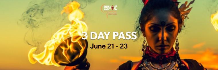 3 Day Pass (June 21st-23rd)