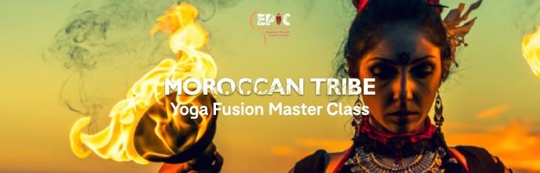 Ticket - Moroccan Tribe - Yoga Fusion Master Class