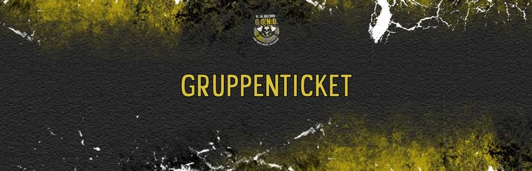 Group Ticket 9+1