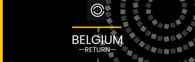 Hin- und Rückfahrt mit dem Bus aus Belgien