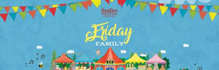 Family Friday Ticket