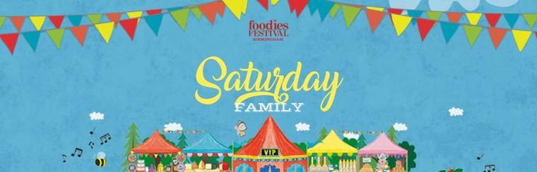 Family Saturday Ticket
